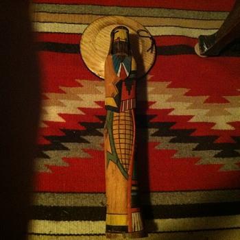 Kachina doll  - Folk Art