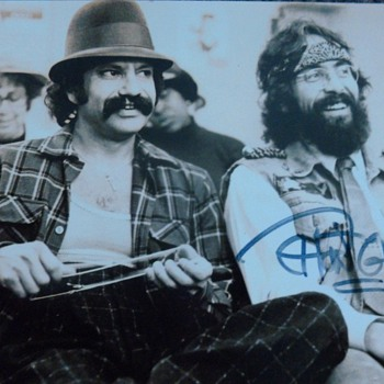 Cheech & Chong - Photographs