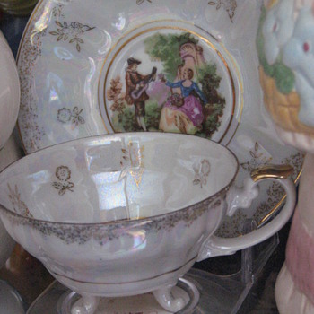 Tea Cups with Saucers - China and Dinnerware