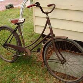 1937 Rambler Bicycle - Outdoor Sports