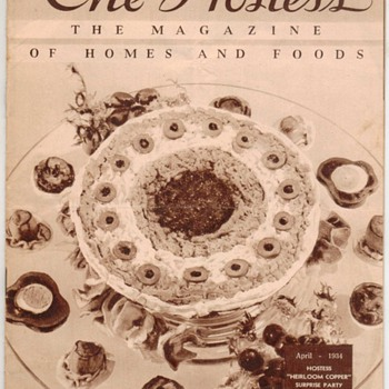 The Hostess Recipe Magazine - 1934