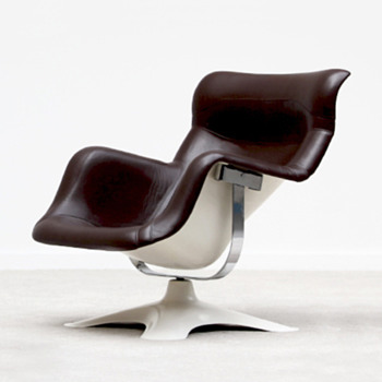 KARUSELLI chair, Yrjo Kukkapuro, 1964 - Furniture