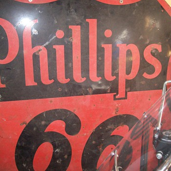 Phillip's 66 sign - Signs