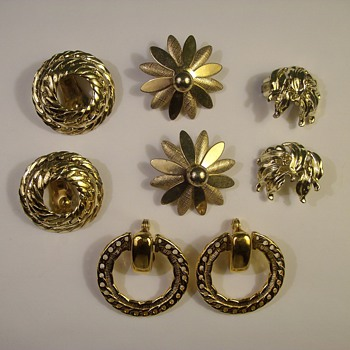 More Vintage Costume Jewelry