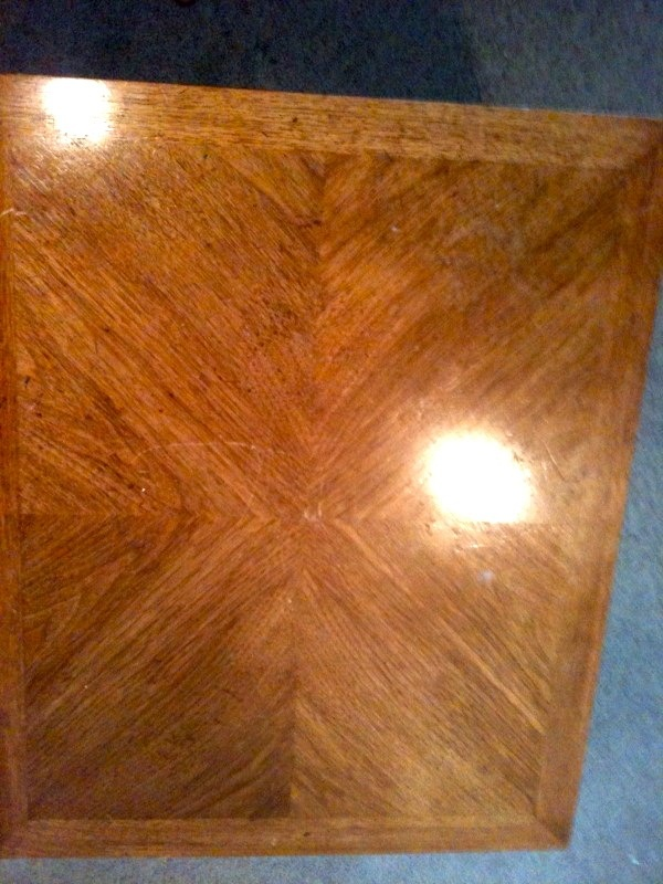 Please Help Identify American Of Martinsville Table