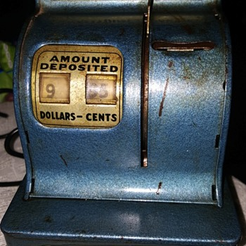 DURABLE  TOY NOVELTY CORP. 1954 - Coin Operated
