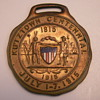 Kutztown 1915 Centennial Fob
