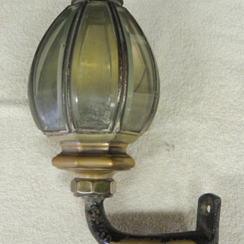 CARRAGE SIDE LAMP