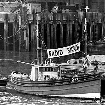 PIRATE RADIO 1964. ( RADIO SUTCH ) - Music Memorabilia