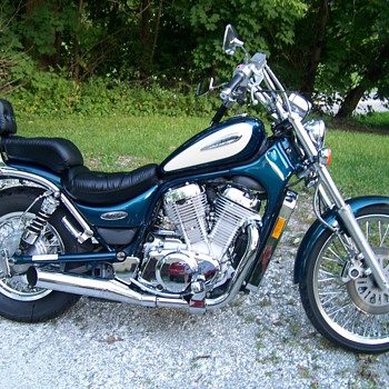 My Baby !! 1998 Suzuki Intruder VS800GL