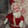 Vintage Santa Claus Doll