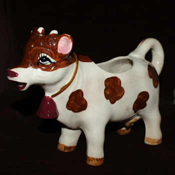 Just For Fun:  Cow Creamer