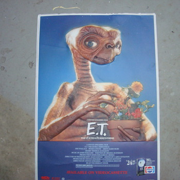 e t  poster  - Posters and Prints