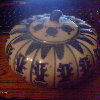 China Pottery jar