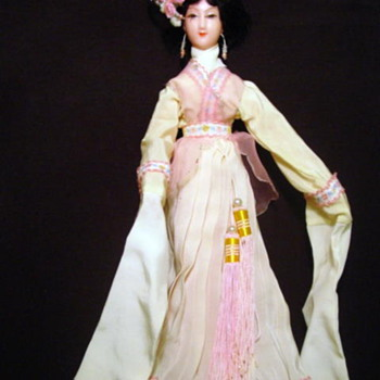Japanese Geisha Doll - Dolls
