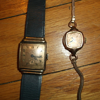 THIS IS FROM SAME BOX OF JUNK IS IT THE SAME TIMELINE ? AS THE LIGHTER - Wristwatches