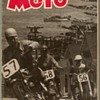 """1952 - """"MOTO"""" Motorcycle Magazine (First Issue)"""