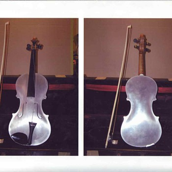 Springer Violin  #112 in a series - Musical Instruments