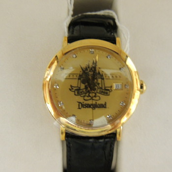 DISNEY LAND 50th wrist waych - Wristwatches