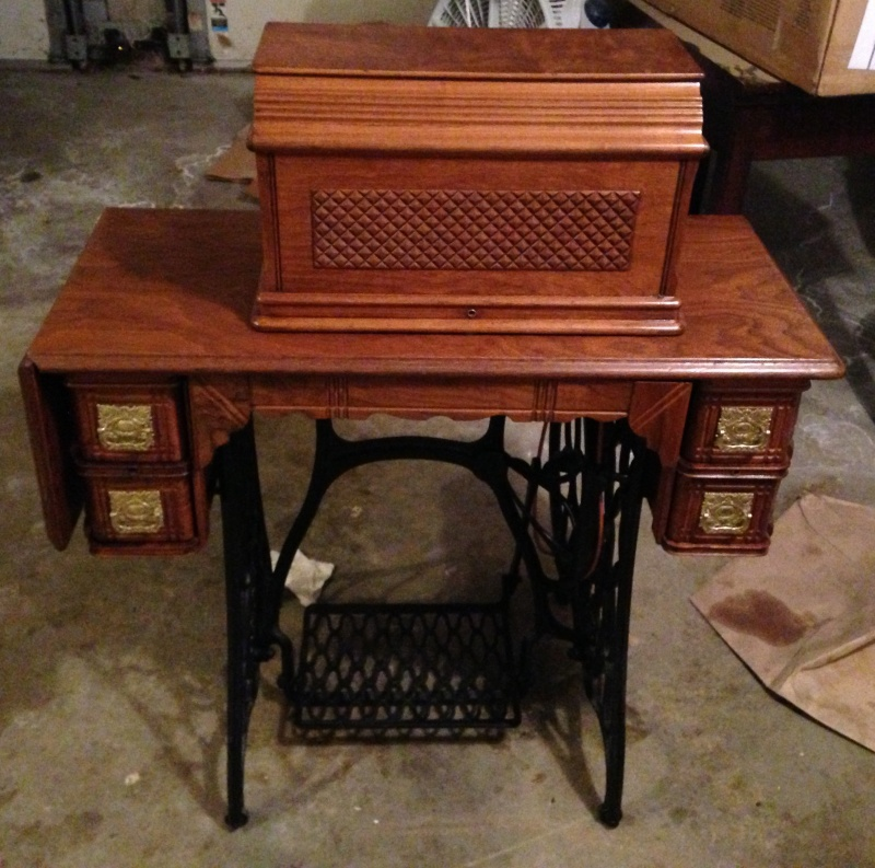 Singer 1893 Sewing Machine I Think It Is A 127