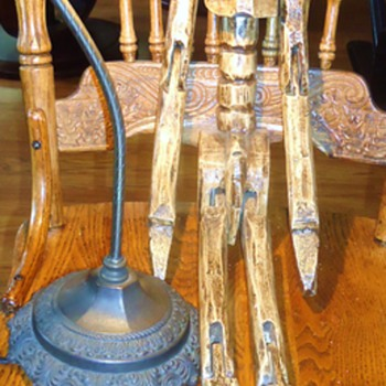 Item	Price	Qty	Total # 19156052 - Staind Glass Vintage style Lamp	$15.99	1	$15.99