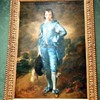 The Original Blue Boy at the Huntington Library