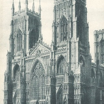 YORK MINSTER - Postcards