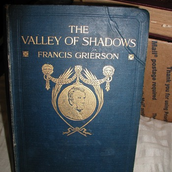 Is my version of The Valley of Shadows by Francis Grierson & illustrated by Evelyn Paul a 1st Illustrated Edition/1st Printing?