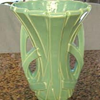 McCoy Strap Vase