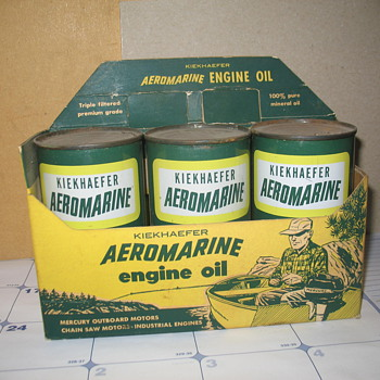 Engine Oil - Petroliana