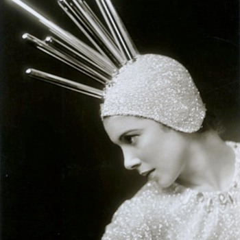 Tilly Losch 1931 by Florence Vandamm Downton Abbey