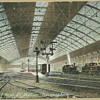 1910-birmingham-new st station-old postcard.