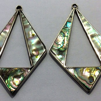 Art Deco earrings?