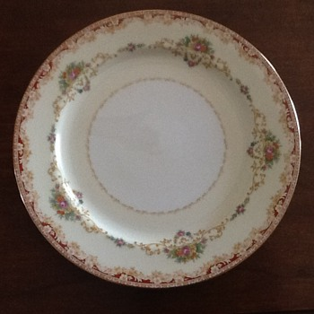 Noritake China Set - unknown