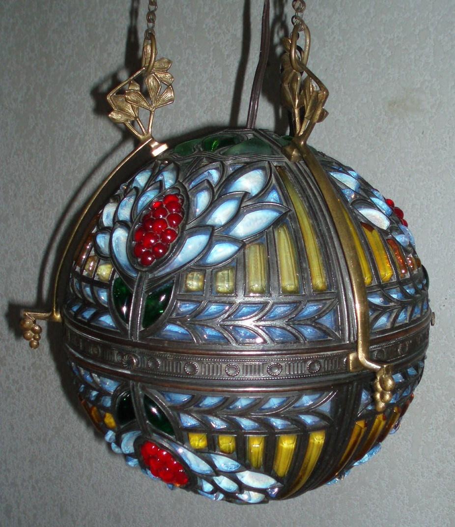 Art Nouveau Lamp Collectors Weekly