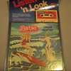 VINTAGE 1984 LISTEN 'N LOOK BARBIE DREAM VACATION SEAL AND MINT