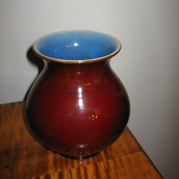 Rookwood Vase - Art Pottery