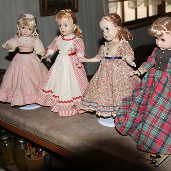 Little Women - Madame Alexander Dolls - Dolls