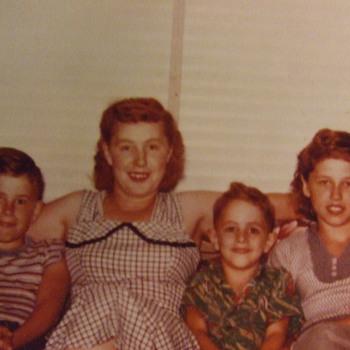 The Burns Family  - Photographs