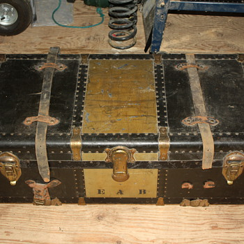 My First Steamer Trunk - Furniture