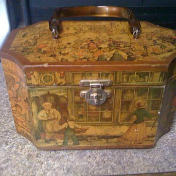 Vintage Anton Pieck purse...