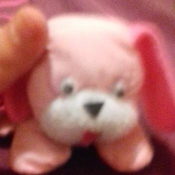 pink little dog brand unknown