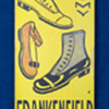 Vintage Small Town Shoe Store Tin Signs