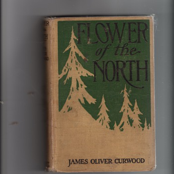 Flower of the North - Books