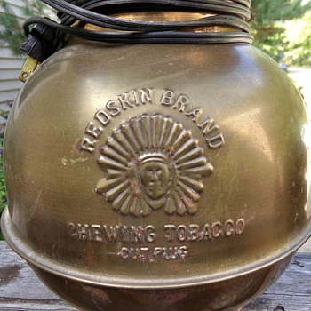 Spittoon Lamp?