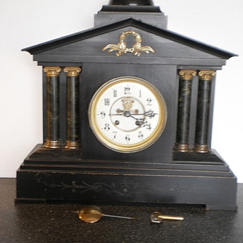 My favorite H.A.C. clock - Clocks