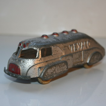 hubley texaco tanker toy