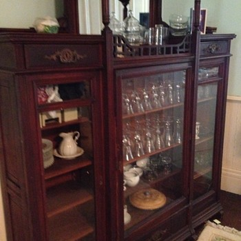 Very Large China Cabinet