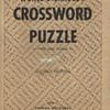 World's Largest Crossword Puzzle