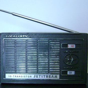 Realistic Transistor Radio
